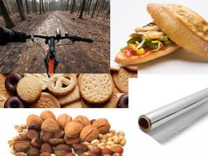 Llévate calorías a tu paseo o salida en bici